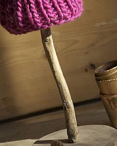 houten tafellamp  | wooden table lamp by www.dutchdilight.com