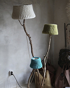 houten vloerlampen  |  wooden floorlamps by www.dutchdilight.com