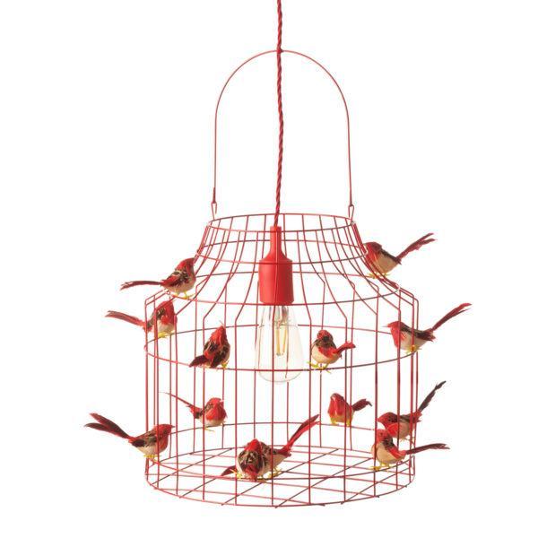 hanglamp rode jongenskamer