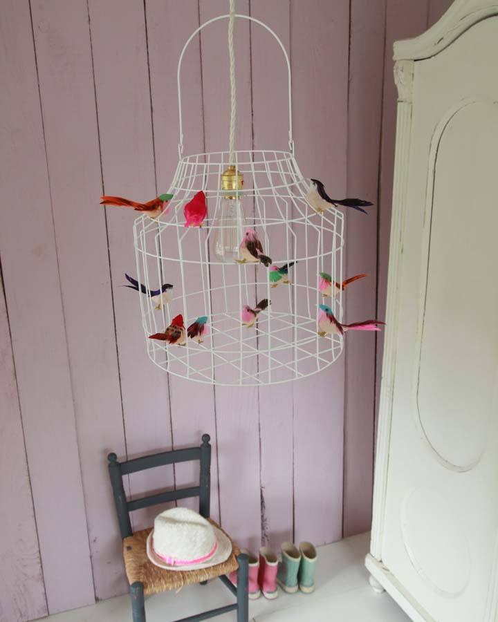 leuke hanglamp babykamer