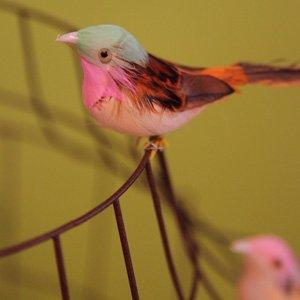 hanglamp kinderkamer vogels